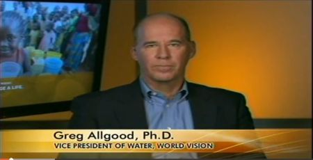 World Vision Water Day - Greg Allgood 03-18-15