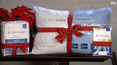 AllerEase Pillows and Mattress Covers